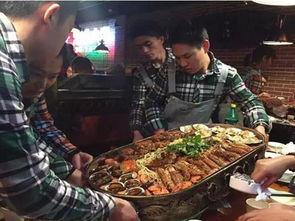 海鲜大咖特色美食店加盟引领创业热潮利润丰厚