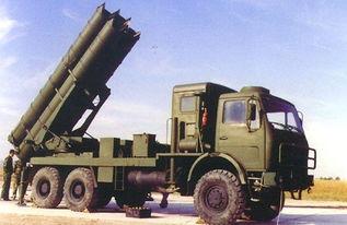 卫士-1b多管火箭炮系统