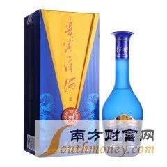 洋河酒品种及价格(洋河青花瓷酒价格表)
