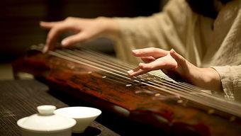 写古琴散文