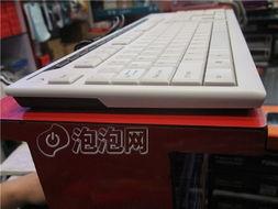 让你的电脑桌更时尚 5款超薄键盘推荐