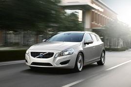 沃尔沃发布2011款全新V60旅行车