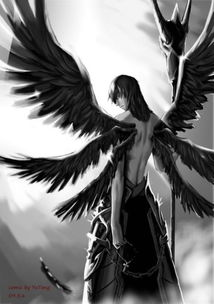 谁有六翼堕落天使的照片
