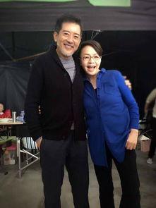 看了72岁的秦汉和64岁的林青霞,才知道什么叫美了 帅了一辈子 秦汉 ...