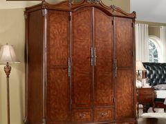 兰松木衣柜