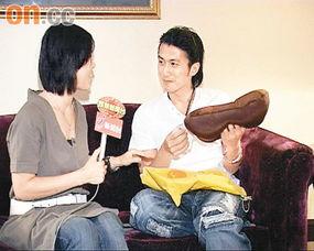 谢霆锋喝令儿子不许哭 计划与张柏芝继续生