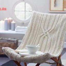 分享几十款漂亮美观的手工针织床垫 沙发垫,这样的家您一定喜欢