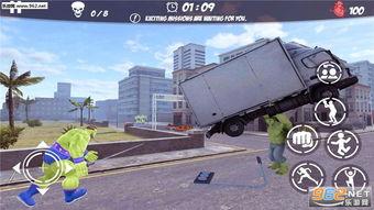 超级英雄城市战争中文版 超级英雄城市战争汉化版下载v1.2 乐游网安卓下载