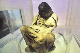 2007年十大考古发现 木乃伊成最大热点