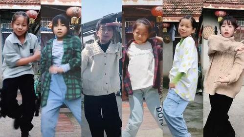 超治愈11岁农村女孩院子里跳舞引网友喊话出道,妈妈拒接广告,拍摄只为记录成长