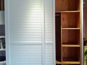 衣柜内部结构尺寸