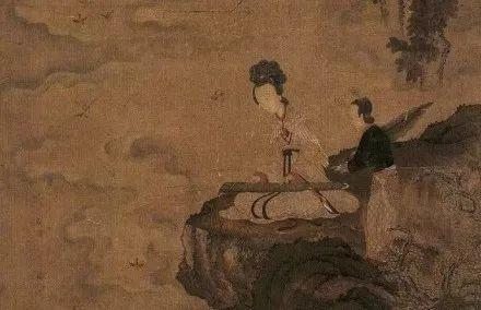 小胡笳古琴