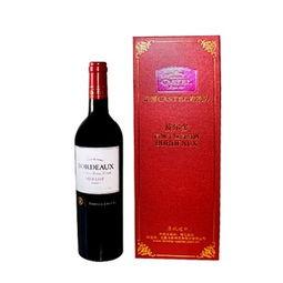 波尔多高级干红(朋友送我一瓶波尔多高级红葡萄酒,想知道如何保存?)