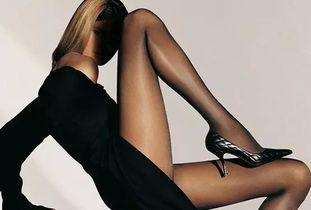 腿的诱惑,从一双感性的丝袜开始