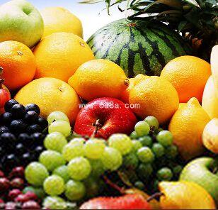 水果蔬菜常识