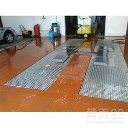 玻璃钢格栅适用于洗车房吗?