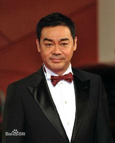 香港影视明星谁知道他名字
