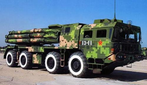 图为中国03时火箭炮