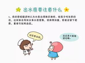 冬季疾病预防小常识卡通