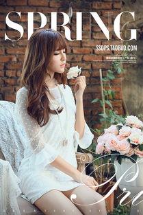 Sweet 日韩甜美小清新唯美外景服装女装电商淘宝模特摄影人像拍摄