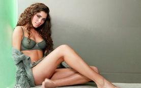 Yolanthe Sneijder Cabau 西班牙性感女星