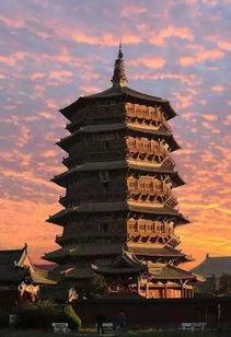 千年历史的应县木塔 一个消逝王朝的显赫见证