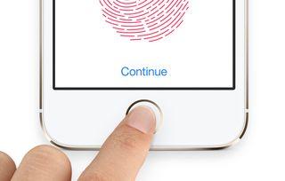 touchid推出后已经成为目前智能手机