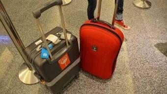 出国行李箱千万不要写家里住址吊牌写这2样东西,行李箱才找得回来