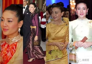 泰国80后新贵妃上位,和王后暗暗较劲,国王后宫堪比甄嬛传