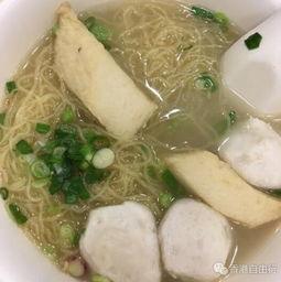 香港美食DIY香港传统小吃美食