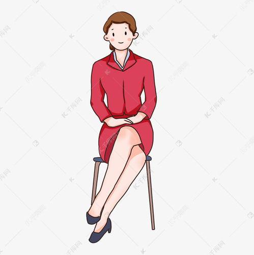 礼仪四种坐姿的要求