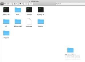 mac装双系统win10安装失败