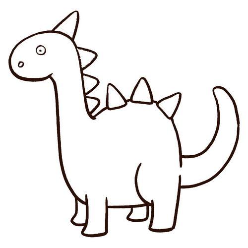 最全幼儿卡通动漫人物简笔画大全,儿童动物简笔画教程大全 板报网