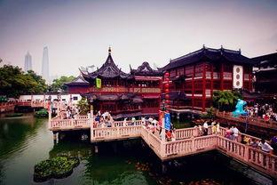 关于上海豫园的古诗词