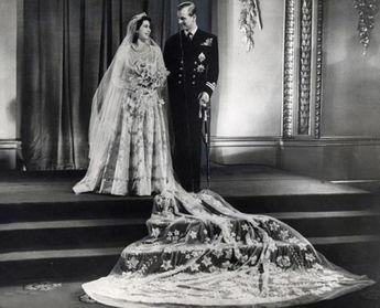 伊丽莎白二世与菲利普亲王