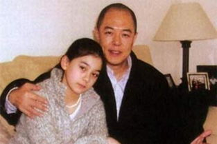 张铁林与波兰太太(前妻)的女儿