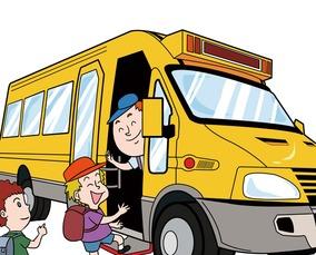 关于乘校车安全的谚语英文