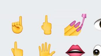 emoji表情更新,最熟悉的陌生人你了解多少