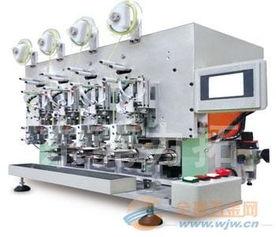 四轴自动包胶带机,变压器包胶带机,东莞包胶带机,包胶机厂家