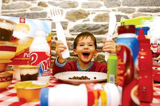 宝宝吃零食的7大禁忌