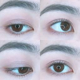 只有一盘眼影怎么化妆