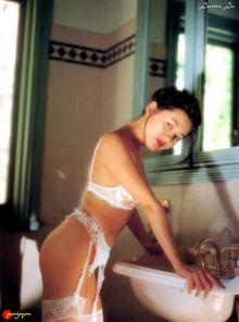 李丽珍早年性感火辣写真 蜜桃成熟时