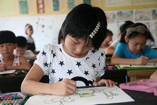 文化惠民 阜南近500名孩子免费接受少儿艺术培训