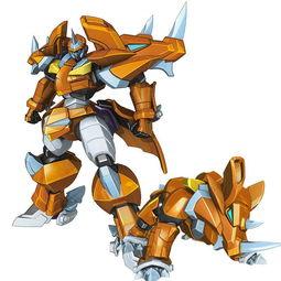 星杰 元气勇者星魂2 百变机兽 神龙拯救队 超变