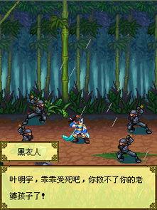 仙掌精品动作武侠巨制ARPG 傲剑狂刀 纵横九天 冰火两重天