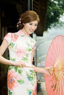 东方之美旗袍风韵写真壁纸