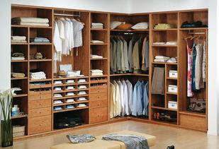 衣柜样式选择