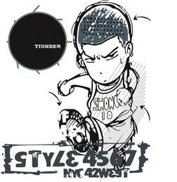 卡通动漫人物黑白简笔画图片设计素材 高清其他模板下载 0.15MB ...