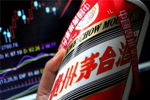 贵州茅台酒的股票价格从一开始到现在的走势
