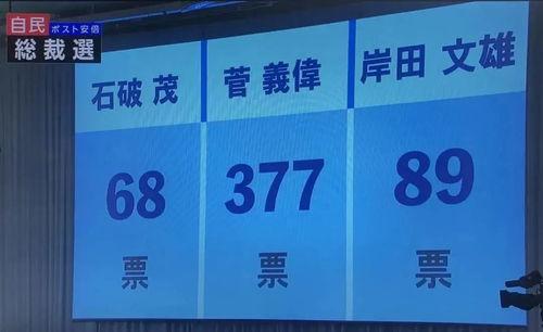 菅义伟将成为日本新首相他凭借什么成为安倍继任者